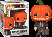 The Office - Dwight Schrute Pumpkinhead Pop! Vinyl Figure