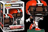 NFL Football - Myles Garrett Cleveland Browns Pop! Vinyl Figure