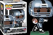 NFL Football - Josh Jacobs Las Vegas Raiders Pop! Vinyl Figure
