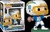 NFL Football - Justin Herbert Los Angeles Chargers Pop! Vinyl Figure