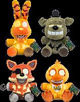 Five Nights at Freddy's: Curse of Dreadbear - Dreadbear and Friends Plush Bundle (Set of 4)
