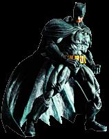 "Batman Arkham City - Batman Dark Knight Returns Play Arts 9"" Action Figure"