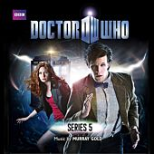 Doctor Who - Series 5 Original TV Soundtrack CD (Double Disc)