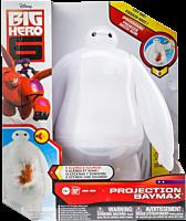 Big Hero Six - Baymax Projection Talking Action Figure