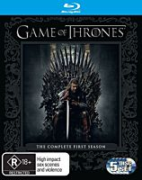 Game of Thrones - Season 1 Blu-Ray Box Set (5 Pack)