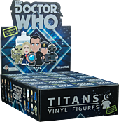 Doctor Who - 9th Doctor Titans Mini Figures Blind Box Display (20 Units) Main Image