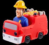 """Fireman Sam - Sam in Jupiter Buggy 3"""" Figure"""