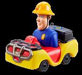 "Fireman Sam - Sam in Mercury Buggy 3"" Figure"
