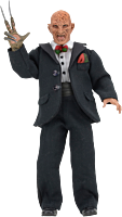 "A Nightmare on Elm Street 3: Dream Warriors - Freddy Krueger in Tuxedo 8"" Clothed Action Figure by NECA"