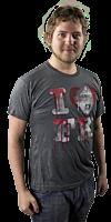 A Nightmare on Elm Street - I Heart FK Male T-Shirt