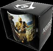 Assassin's Creed - Assassin's Creed 4: Black Flag - Edward Kenway's Crew Coffee Mug