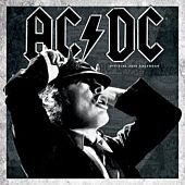 AC/DC - 2015 Wall Calendar
