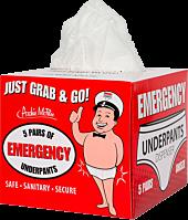 Archie McPhee - Emergency Underpants In Dispenser Box