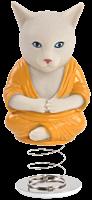 "Archie McPhee - Dashboard Cat Buddha 3"" Vinyl Figure"