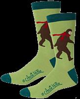 Archie McPhee - Bigfoot Men's Socks (One Size)