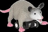 "Archie McPhee - Racing Possum 3.75"" Pull-Back Figure (Lucky Dip)"