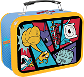 Comic Book Halftone Lunchbox - Main Image