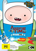 Adventure Time Frost and Fire Collection - Main Image