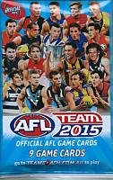 AFL Football - 2015 Team Booster Pack (Single Pack)