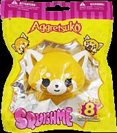 "Aggretsuko - SquishMe 3"" Blind Bag Foam Figure (Single Unit) | Popcultcha"
