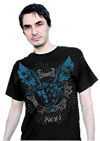 Aion - Assassin Black Male T-Shirt