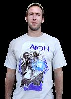 Aion - Lich Silver Male T-Shirt
