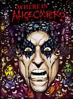 Alice Cooper - Where is Alice Cooper Hardcover Book