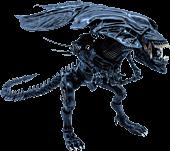 """Alien - Alien Queen Hybrid Metal 7"""" Action Figure Main Image"""
