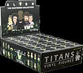"Alien - Nostromo Collection 3"" Titan Vinyl Figures Display (20 Units)"