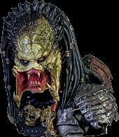 Alien vs. Predator: Requiem - Wolf Predator 1:1 Scale Life Size Bust by CoolProps