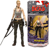 "The Walking Dead - Comic Series - Andrea 5"" Action Figure (Series 3)"