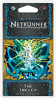 Android - Netrunner LCG - The Valley Data Pack