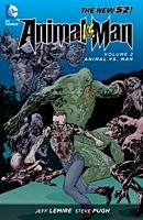 Animal Man - Volume 02 Animal vs Man TPB (Trade Paperback)