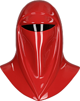 Star Wars - Imperial Royal Guard 1:1 Scale Life-Size Helmet Replica 1