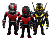 Ant-Man - Artist Mix Deluxe Set Hot Toy Figures (Set of 3)