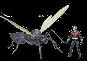 Ant-Man Action Figure Set - Main Image