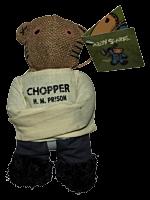 Teddy Scares - Chopper Read 8 Bear