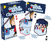 Peanuts - Charlie Brown Christmas Playing Cards