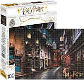 Harry Potter - Diagon Alley 1000 Piece Jigsaw Puzzle