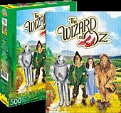 Wizard of Oz - 500 Piece Jigsaw Puzzle