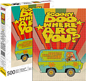 Scooby Doo - Where are You? 500 Piece Jigsaw Puzzle