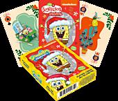 SpongeBob SquarePants - Christmas Playing Cards