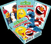 Sesame Street - Christmas Playing Cards