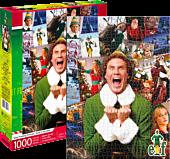 Elf - Collage 1000 Piece Jigsaw Puzzle