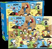 Peanuts - Baseball 500 Piece Jigsaw Puzzle