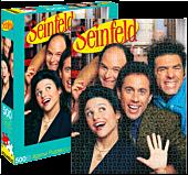 Seinfeld - Group 500 Piece Jigsaw Puzzle