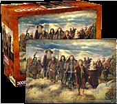 The Hobbit - 3000 Piece Jigsaw Puzzle