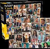 Schitt's Creek - Collage 1000 Piece Jigsaw Puzzle