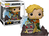 Aquaman Jim Lee Collection Deluxe Funko Pop! Vinyl Figure.