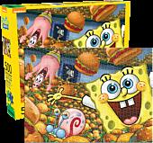 SpongeBob SquarePants - Cast 500 Piece Jigsaw Puzzle